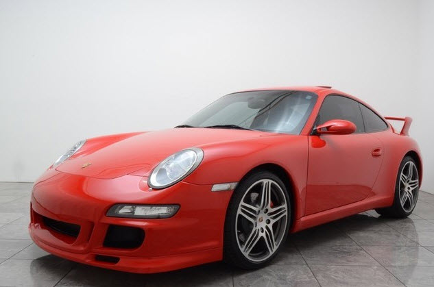 Used 2008 Porsche 911 Carrera S Tiptronic Auto Aero Kit Certified